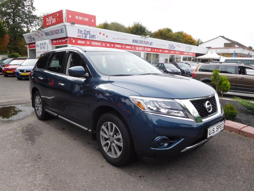 14 Nissan Pathfinder 7 SEATER 4x4  Cars  Trucks  By Dealer for
