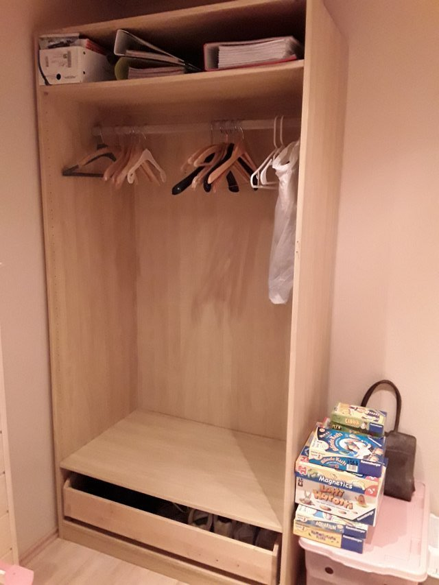 Ikea schrank | Furniture: Home - by owner for sale on Ramstein bookoo!
