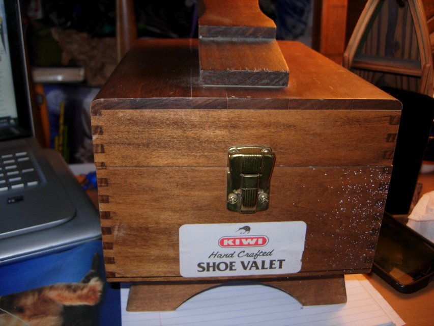 Kiwi Hand Crafted Shoe Caddy Everything Else For Sale On Lejeune
