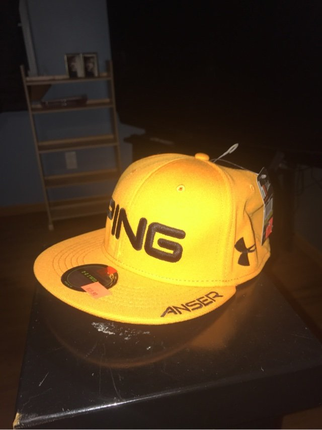 777911230f2 under armour ping hat