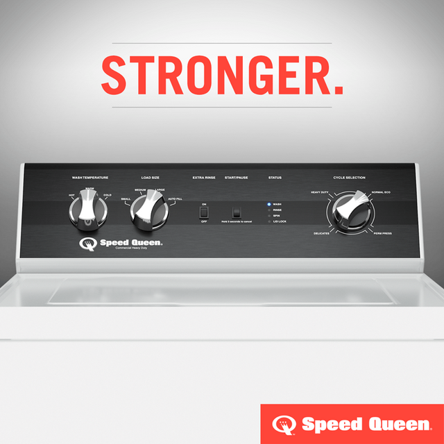 No Credit Check Housing >> Speed Queen Washer & Dryer Set - NEW   Appliances for sale on Fort Lewis bookoo!