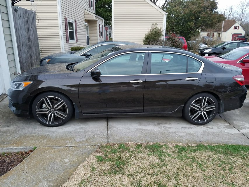 2017 Accord Special Sport Edition | Cars for sale on ...