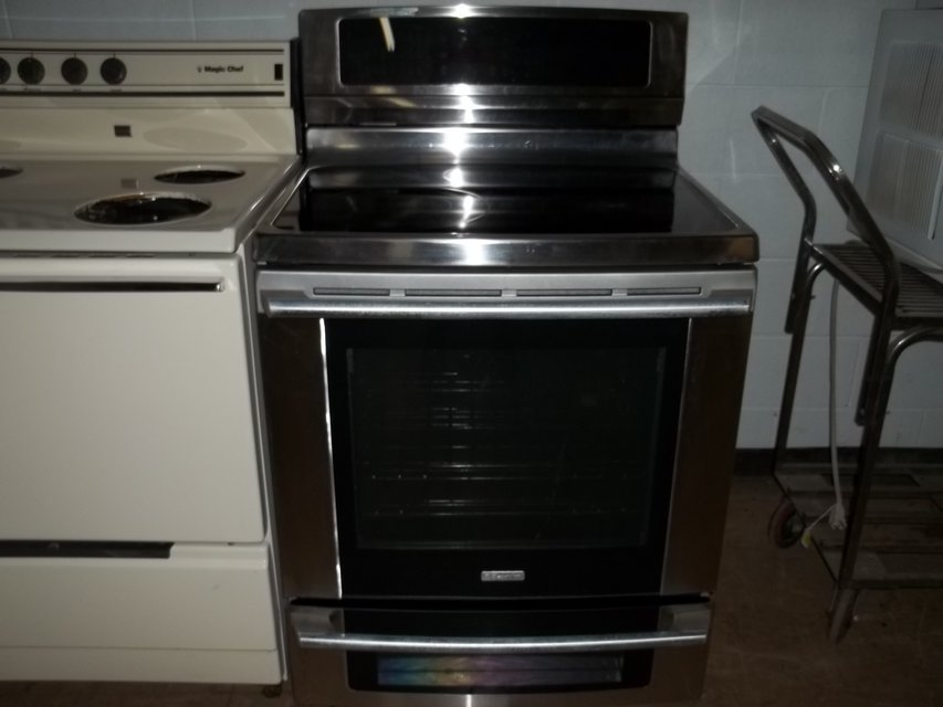 pictures-of-black-flat-top-stove-appliances