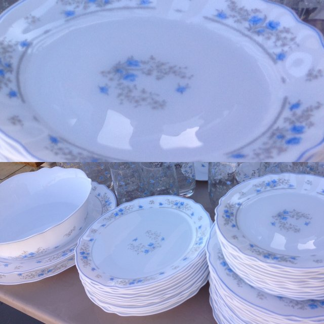 83 pieces of Arcopal Dinnerware from France in 29 Palms & 83 pieces of Arcopal Dinnerware from France   Household for sale on ...