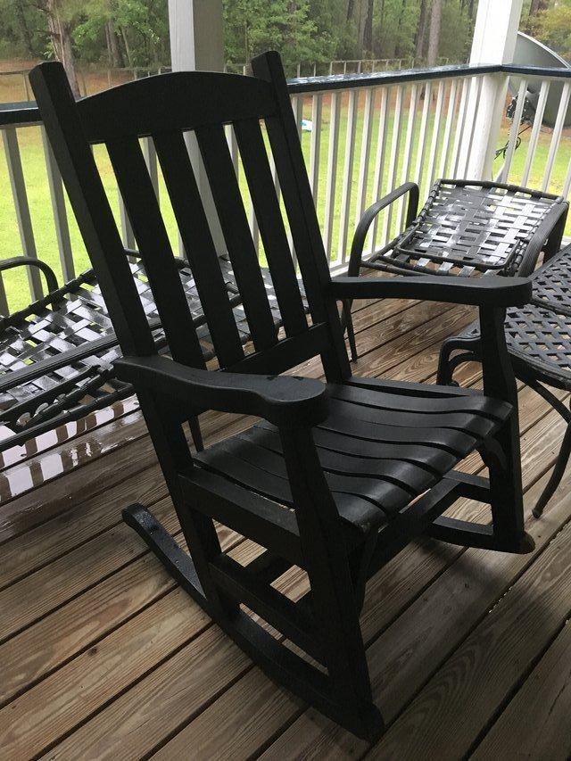 Rocking Chairs In Beaufort