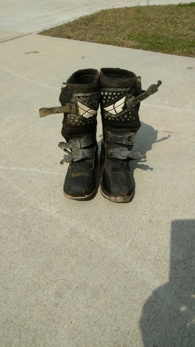 Atv Riding Boots Shoes For Sale On Lejeune Bookoo