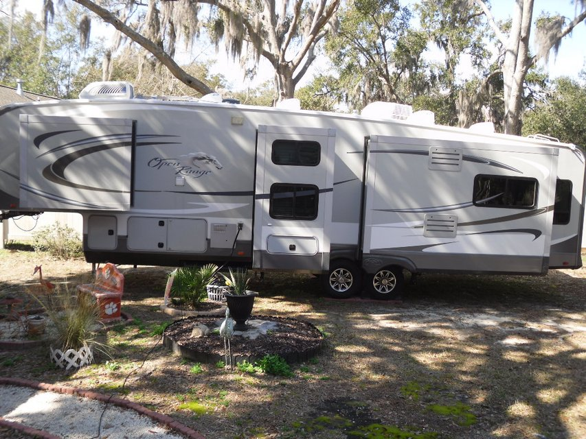 Open Range Fifth Wheel Patio Vans Rvs For Sale On Beaufort Bookoo