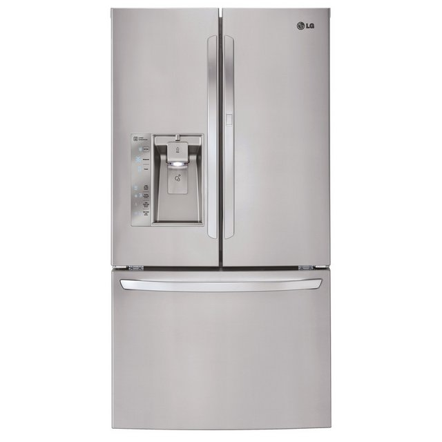 dual ice maker refrigerator. LG 28.6-cu Ft French Door Refrigerator With Dual Ice Maker Brand New In Fort