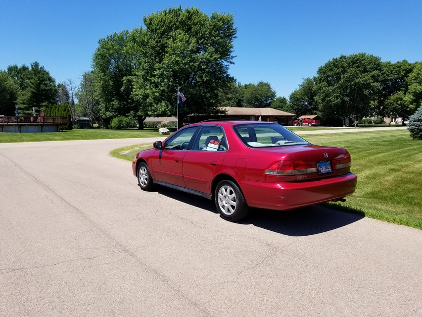 Very Dependable 2002 Honda Accord SE (Special Edition) In Oswego