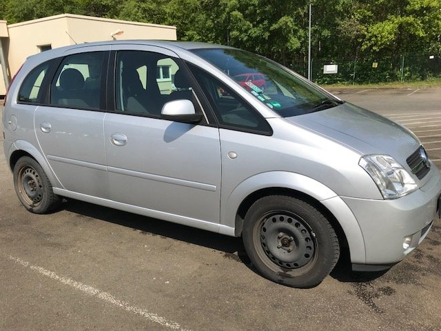 2006 Opel Meriva Cars For Sale On Ramstein Bookoo