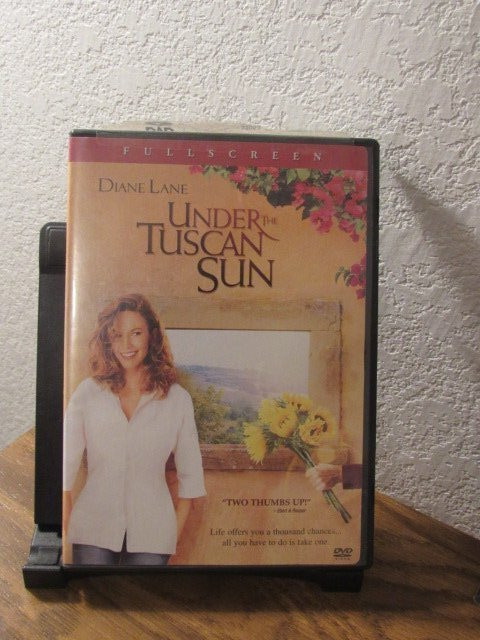 Under The Tuscan Sun Cd Dvd Vhs For Sale On Holloman Bookoo
