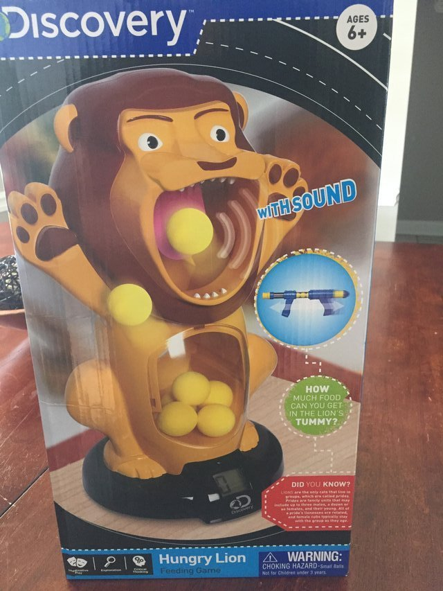 Hungry Lion Toys Games For Sale On Robins Bookoo