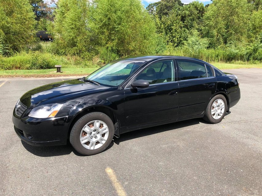 2006 Nissan Altima 2.5S Special Edition In DeRidder