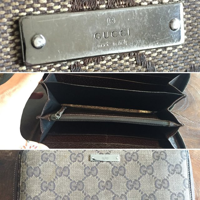 ed04e165572175 Authentic Gucci wallet | Clothing: Accessories for sale on Stuttgart ...