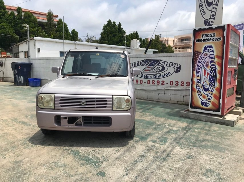 Push Pull Or Drag Trade In >> FRESH 2002 Suzuki Lapin - Pink - Clean - Tint - Well Maintained - KEI Car - Compare & $ave ...