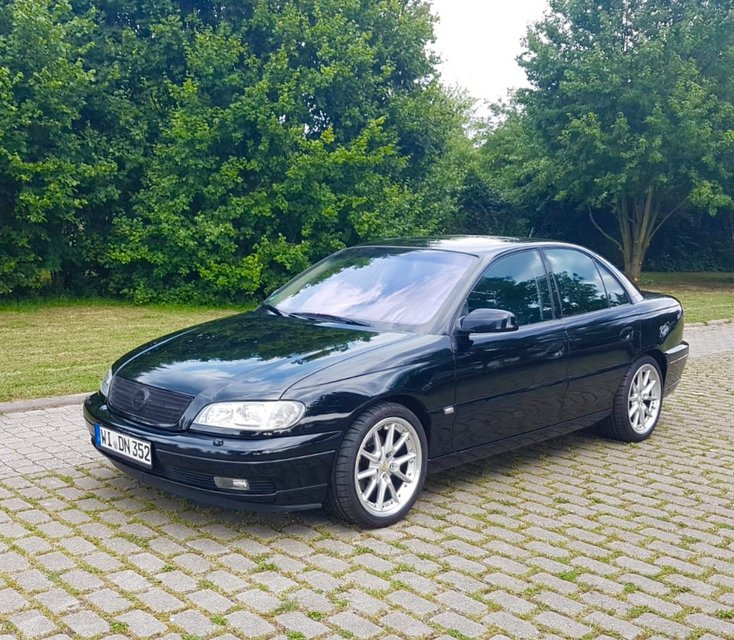 opel omega sd 3.2v6 hsp 240 special edition | cars for