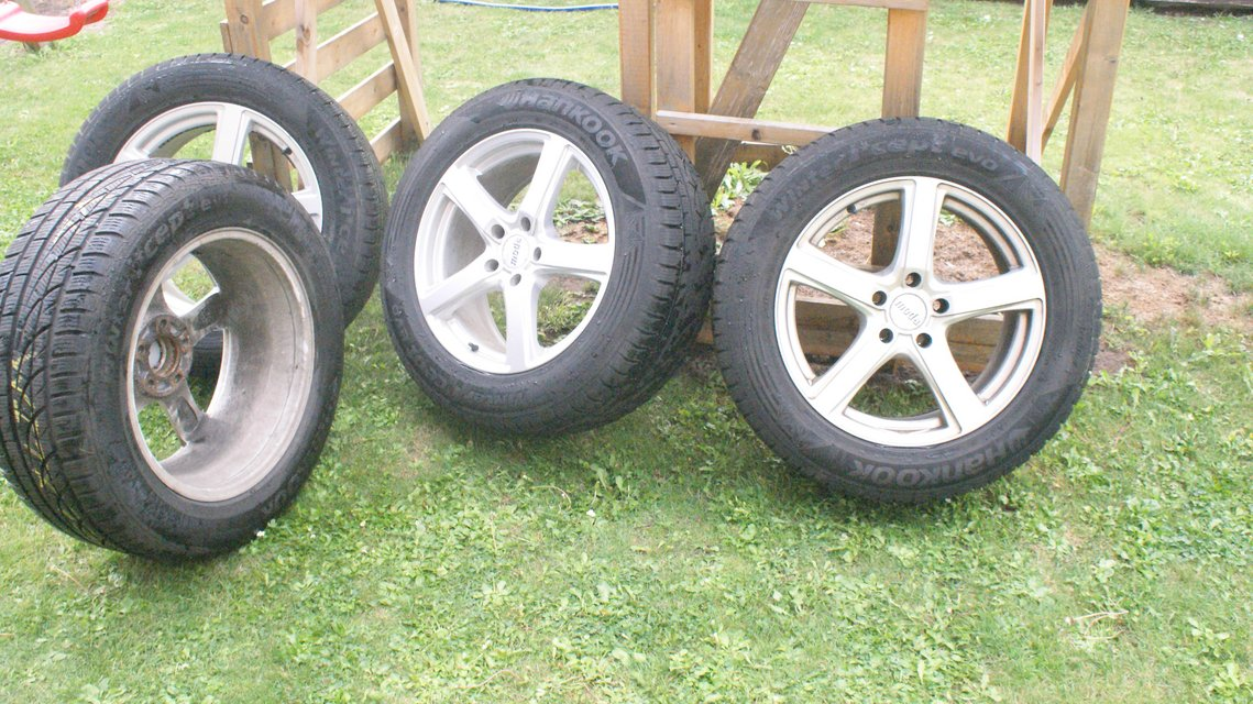 Bmw X5 Tires Rims Auto Parts For Sale On Ramstein Bookoo